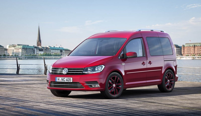 Premier test: VW Caddy Trendline 102 ch