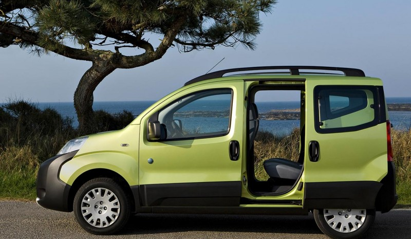 Peugeot Bipper Tepee The'ludovolumen'