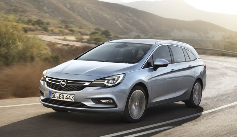 Opel will arrive in 2015 and 2016: Astra and Mokka