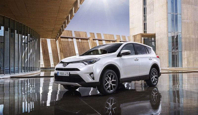 Toyota RAV4 2016, prices in Spain
