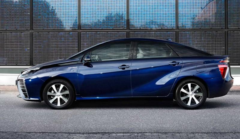 produksjon av hydrogen for hydrogenbiler