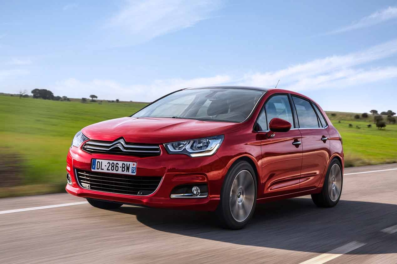 Citroën C4 for mindre end 20.000 euro