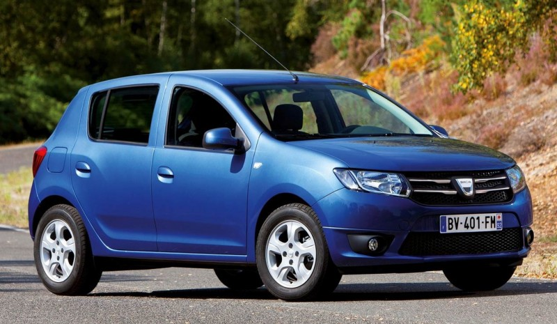 Dacia Sandero, the best-selling private buyers