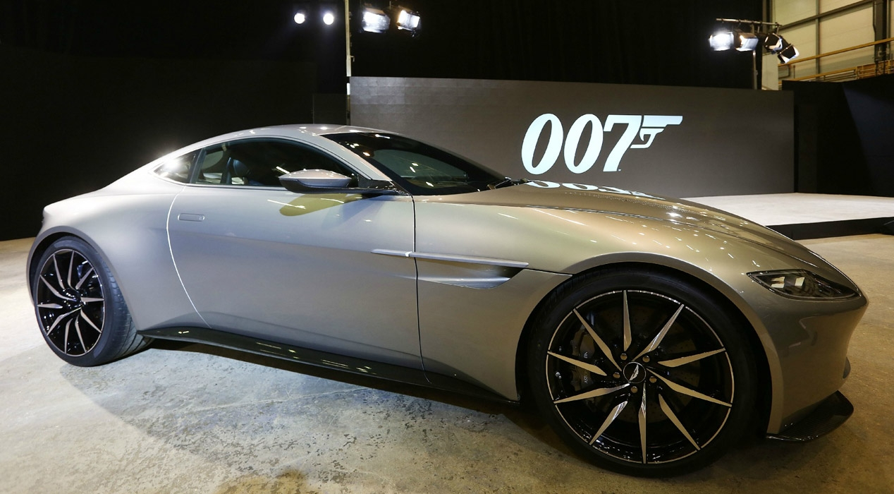 De Top 10 Auto S In De Geschiedenis Van James Bond 007