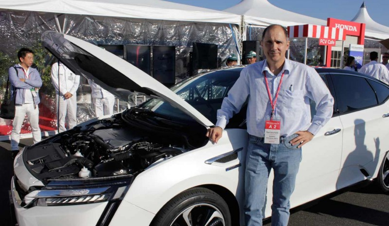 Honda Clarity Fuel Cell, for sale in 2016