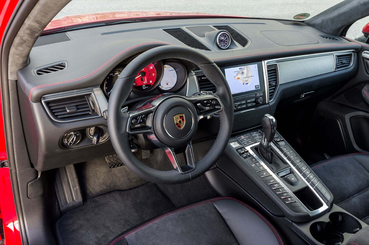 The Porsche Macan GTS-proof