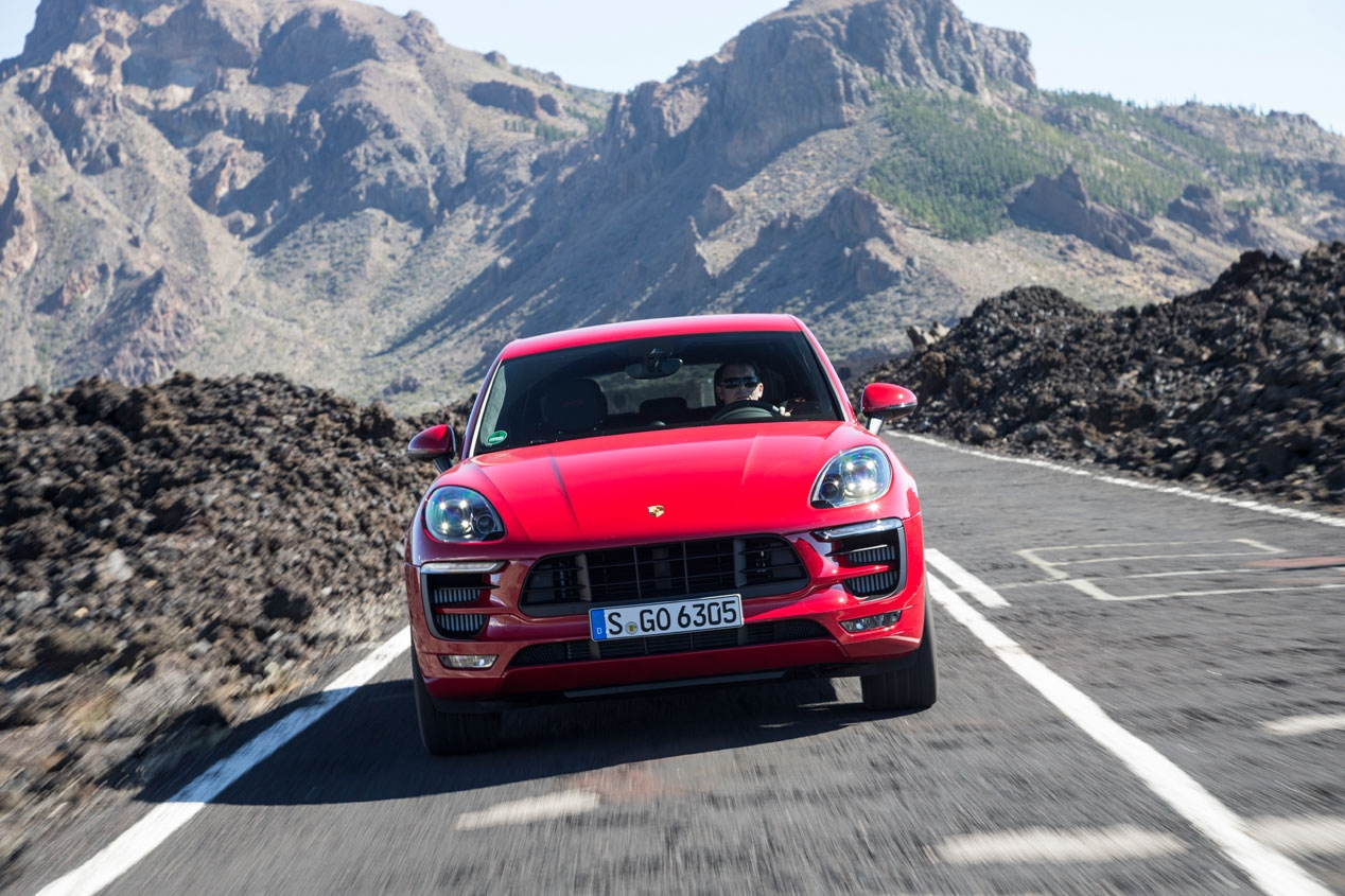 Porsche Macan GTS-proof