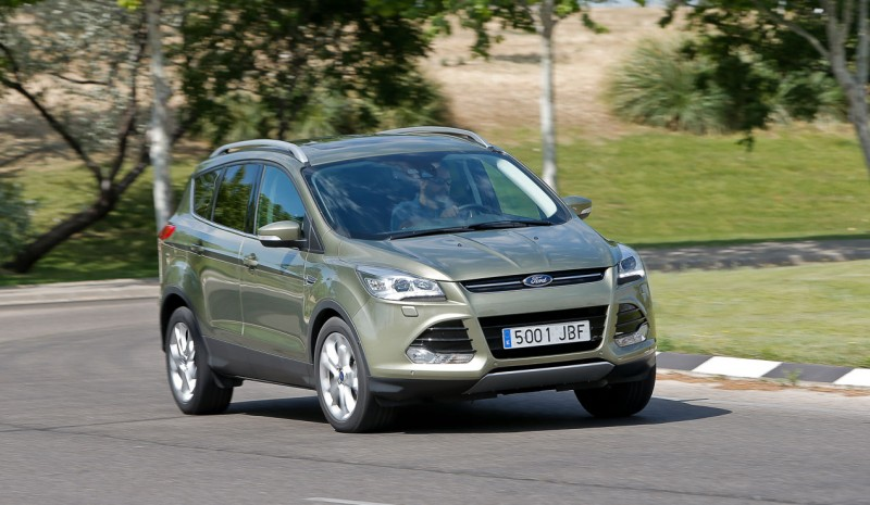 Ford Kuga, reasons to buy