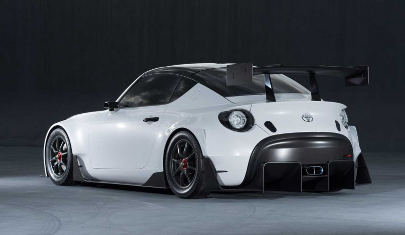 Toyota FR-S Concept Racing, your best photos