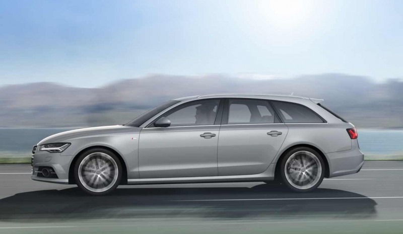 Audi A6 2016, new versions and equipment