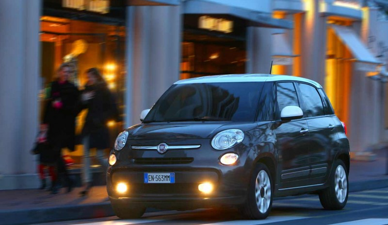 Fiat 500L Pop Star 1.4 and is the most affordable 500L