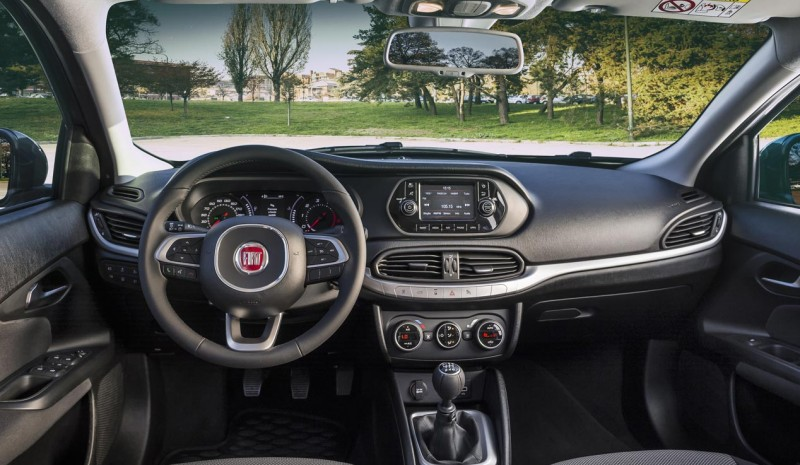 2016 Fiat Tipo Prices And Equipment For Spain