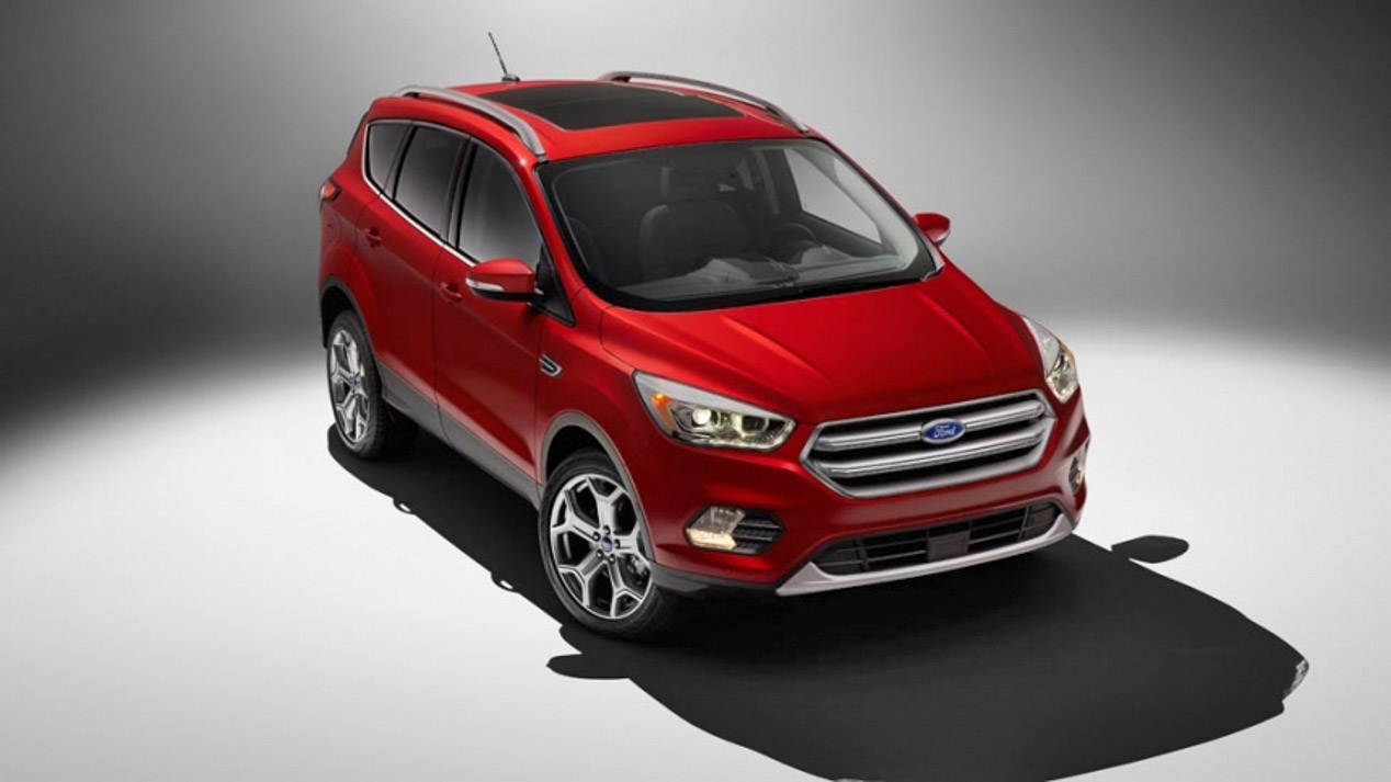 This is the Ford Kuga