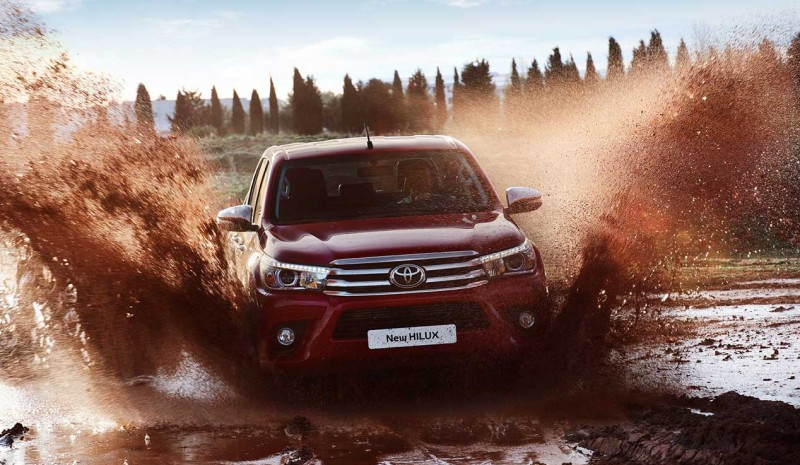 2016 Toyota Hilux Double Cab, best images