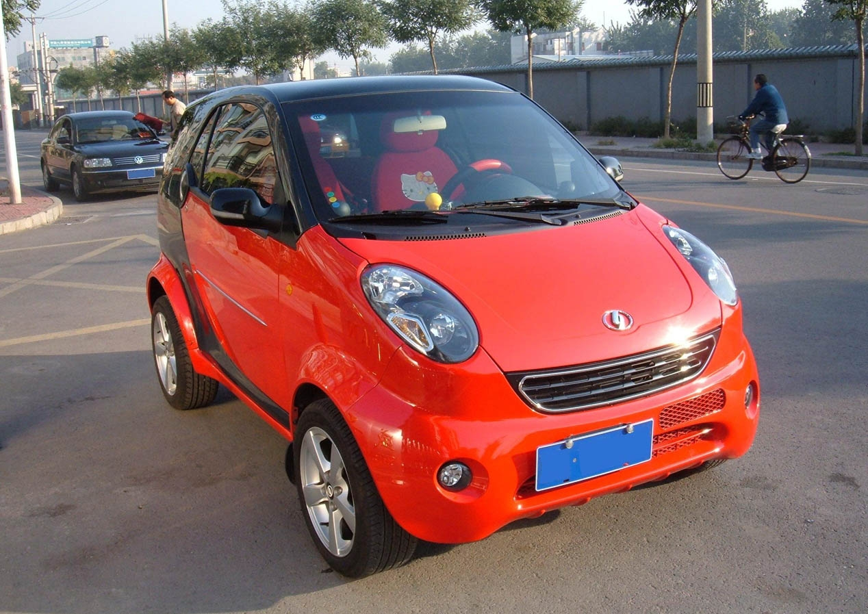 Huoyun / Smart ForTwo