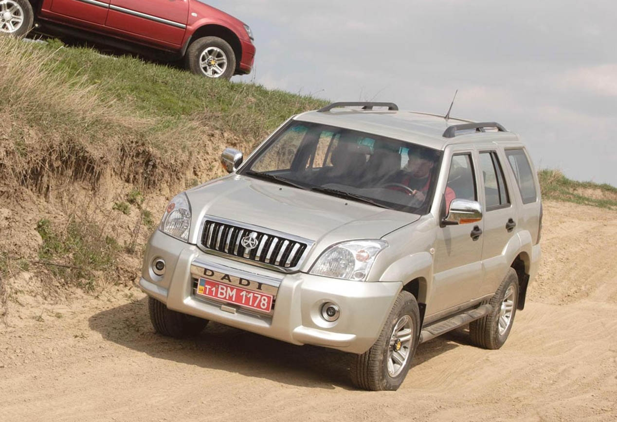 Dadi Shuttle / Toyota Land Cruiser