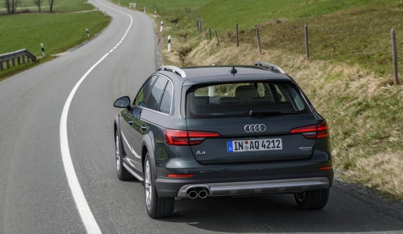 Audi a4 moottorit