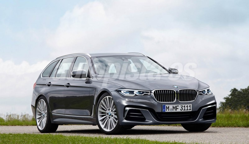 Objective 2020: BMW will renew its entire range of cars