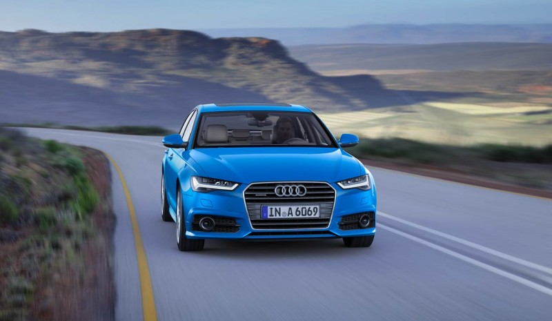 Audi A6 and A7 Sportback, developments on several fronts