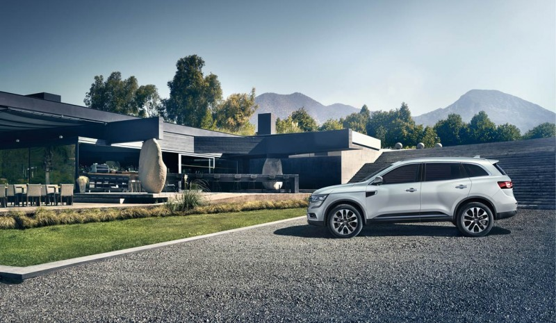 Renault Koleos, all photos of new French SUV