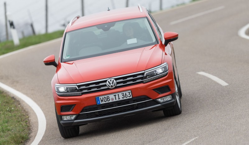 We testten de Volkswagen Tiguan 2.0 TSI 4Motion: super SUV!