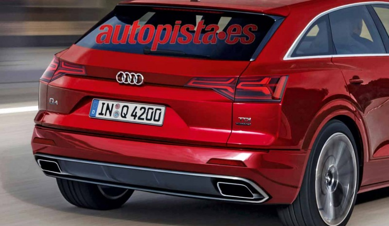 Confirmed The Audi Suv Will Arrive In Q4 2019