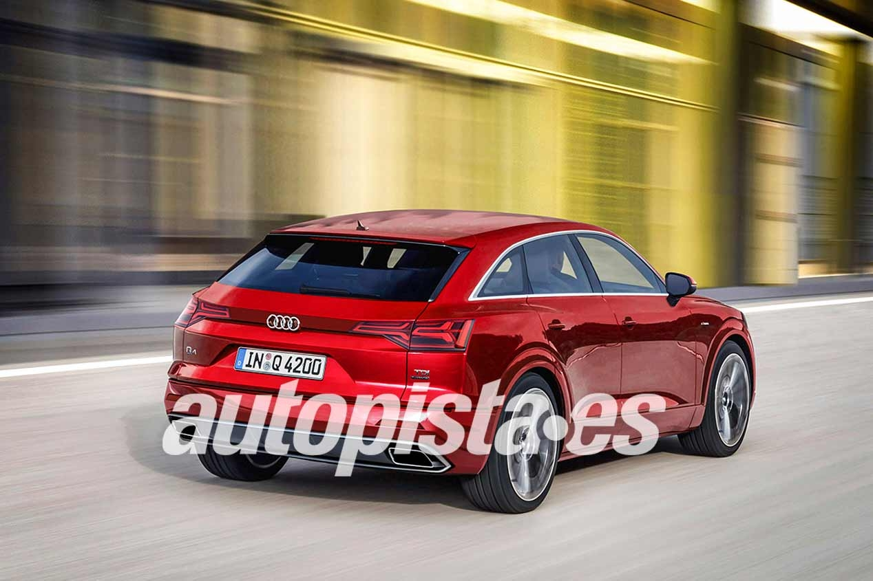 Confirmed The Audi SUV Will Arrive In Q - Audi q4