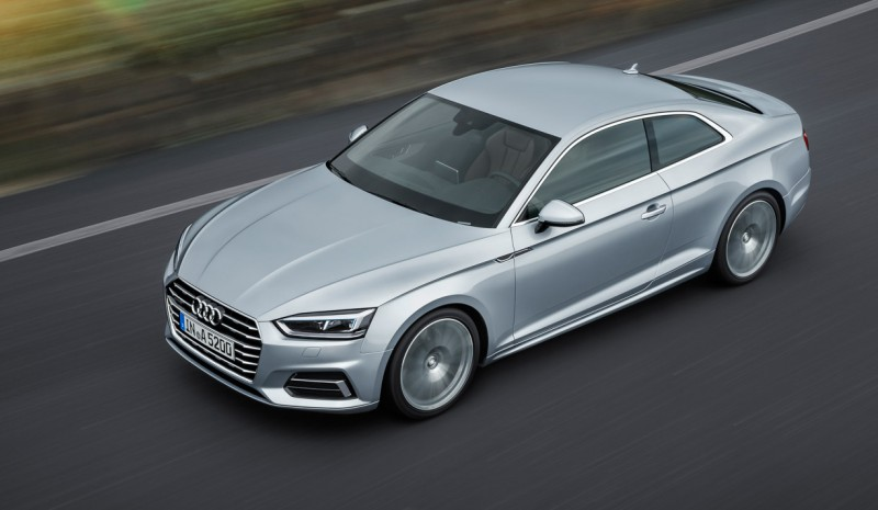 Audi A5 and Audi S5 2016, stylish and sporty car