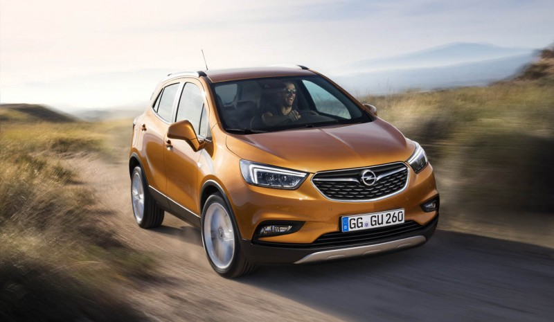 opel mokka x 2016 les prix en espagne partir de 17 753 euros. Black Bedroom Furniture Sets. Home Design Ideas