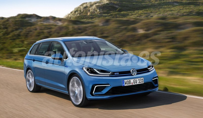 This will be the future Volkswagen Golf VIII