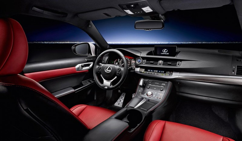 lexus ct 200h une voiture hybride unique. Black Bedroom Furniture Sets. Home Design Ideas