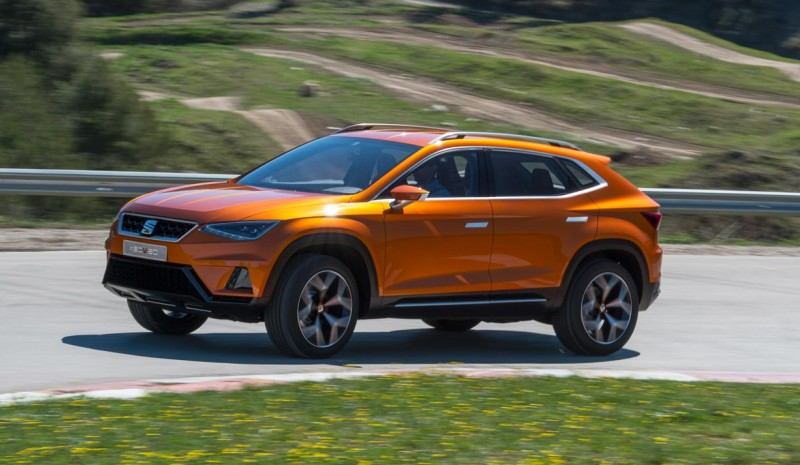 A super SUV at Seat? A great Ateca arrive in 2020