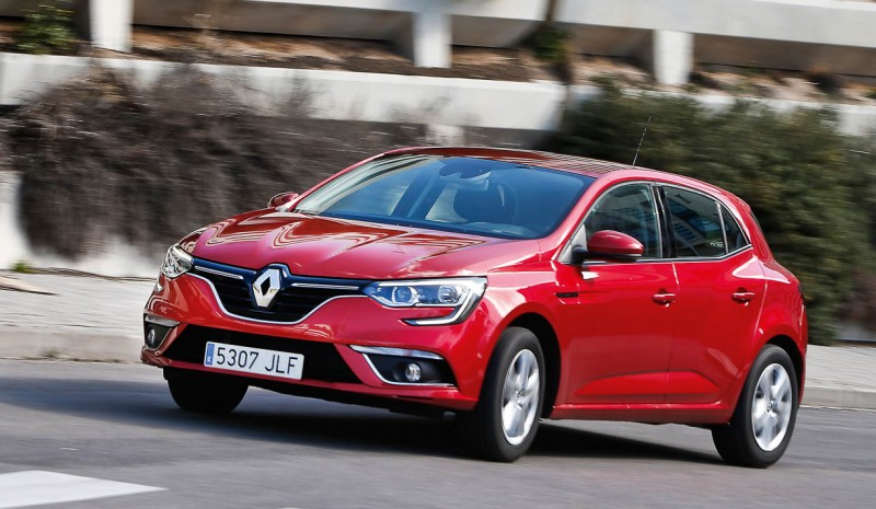 Renault Megane TCE 100: try the cheaper range