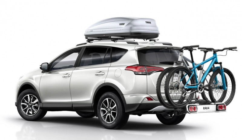 2016 Toyota RAV4 Accessories