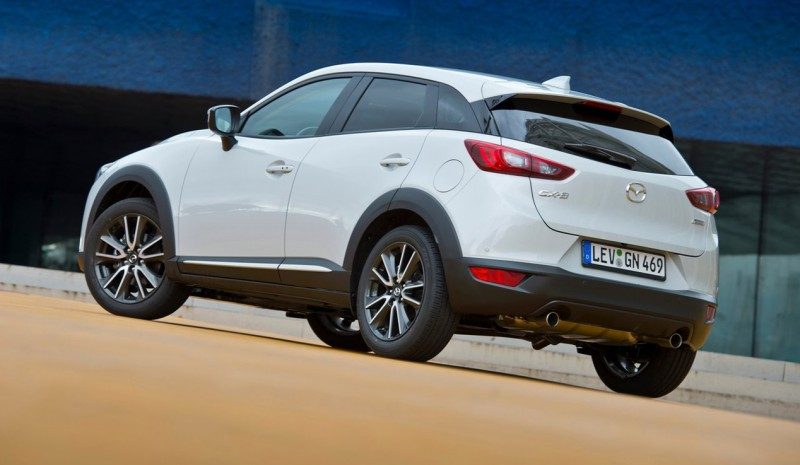 ¿Qashqai Nissan or Mazda CX-3? Which to choose?
