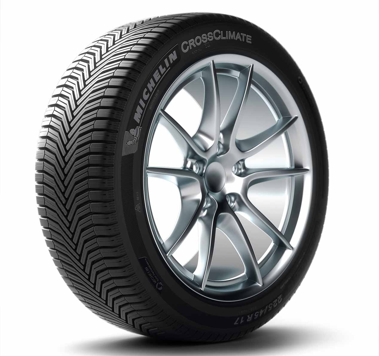 Michelin däck CrossClimate