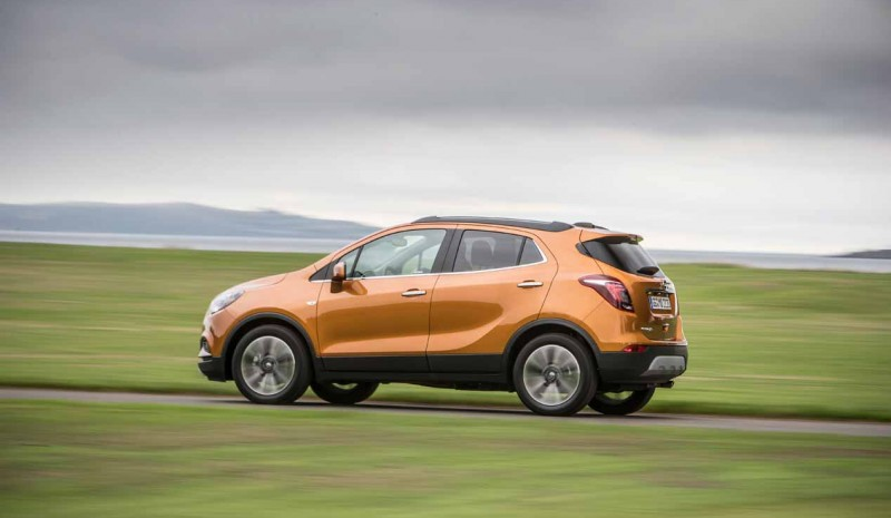 Opel Mokka X 2017: Test and photos