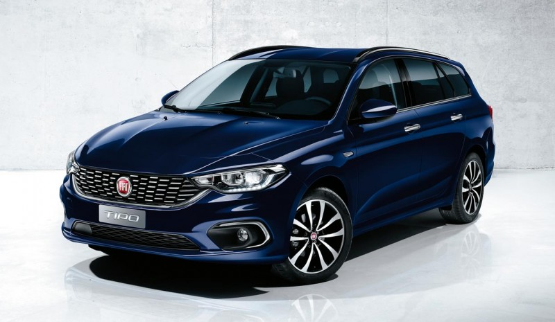 New Fiat Tipo SW for about 11,900 euros attractions