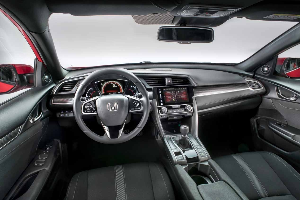 Honda Civic: Interior
