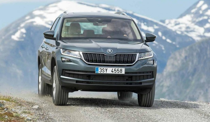 Prices for the new Skoda Kodiaq