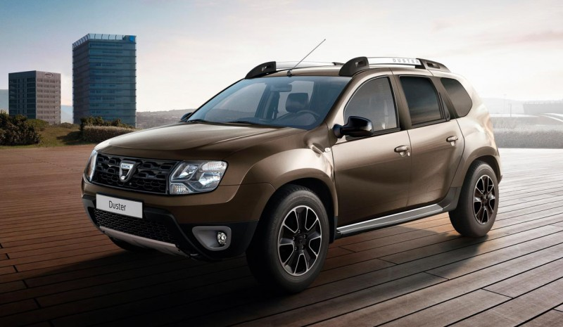 The Dacia Duster dCi-90 now change EDC