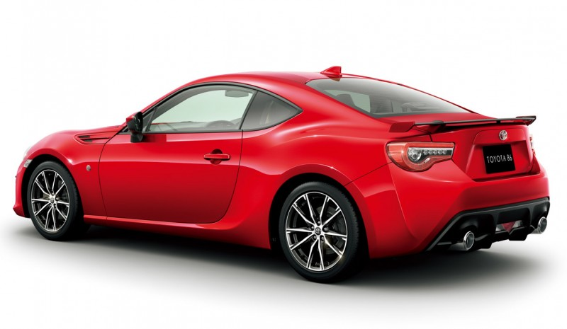 Toyota Gt86 2017 And Renovated Coupe Bóxer