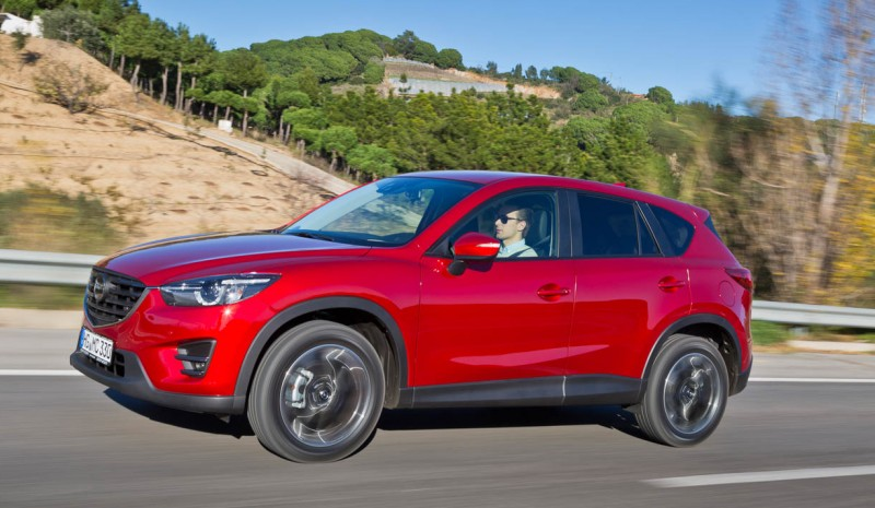 Mazda CX-5 Black Tech Edition: med mer standardutrustning