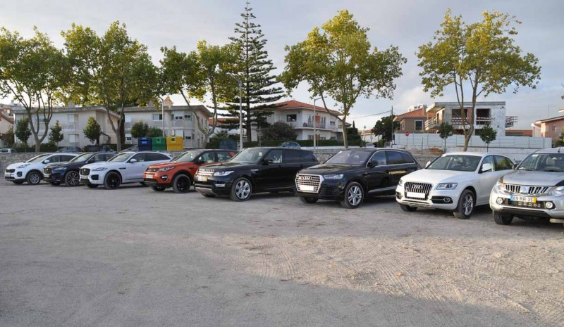 Test The Best SUV: the best event in Spain to test cars