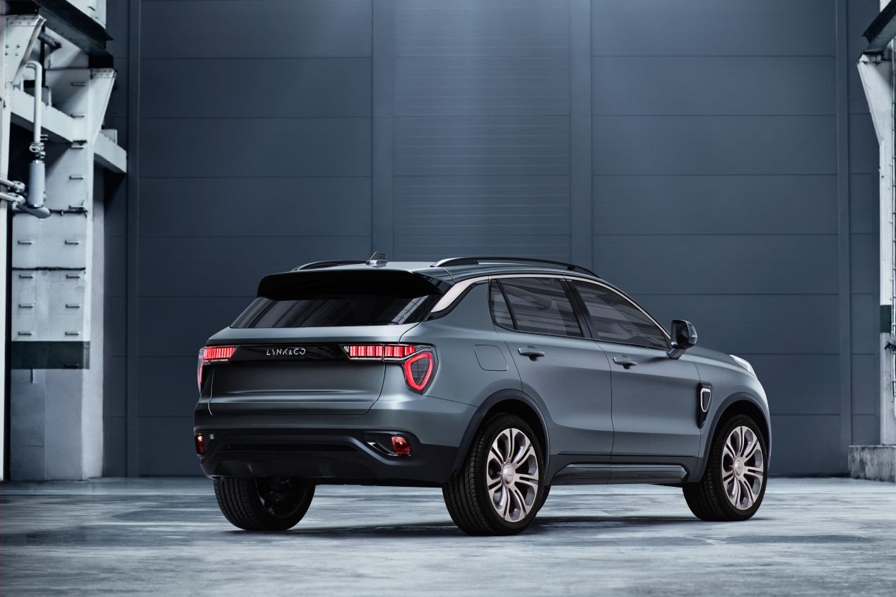 Lynk & Co: so are the cars of the brand new Volvo