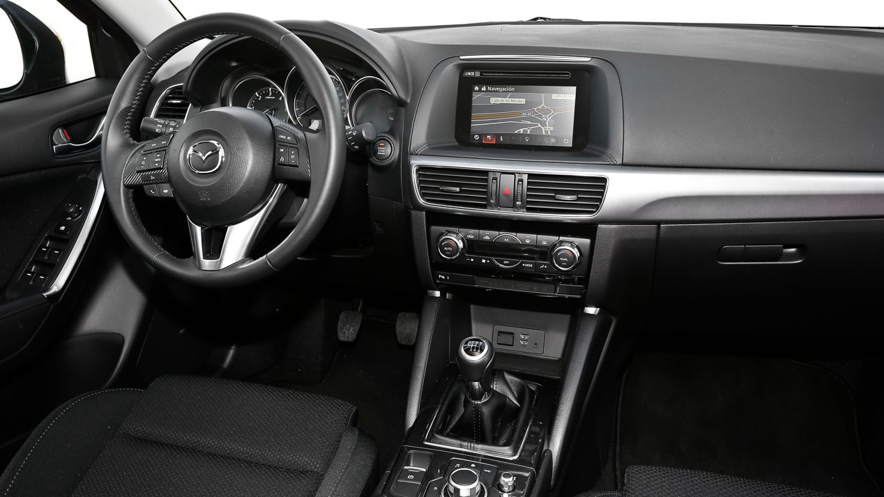 Test images Mazda CX-5 Black Tech Edition