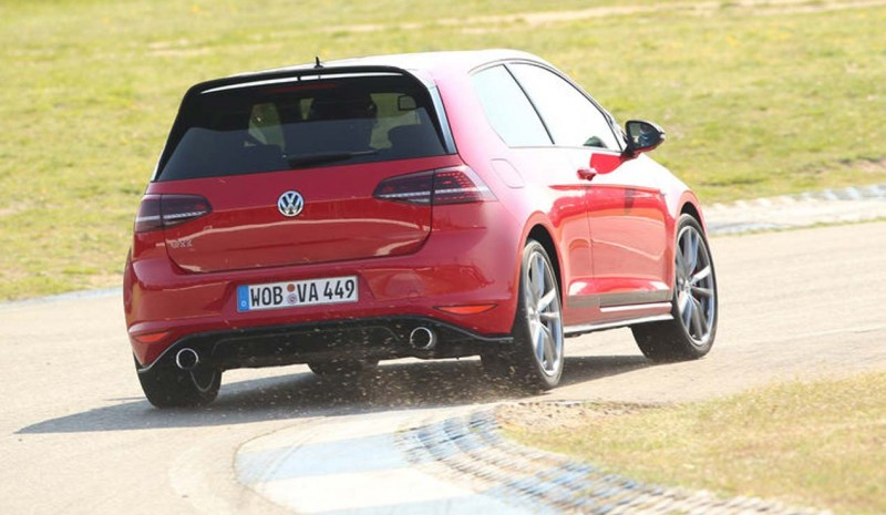 VW Golf GTI et Clubsport Clubsport S, nos photos de test