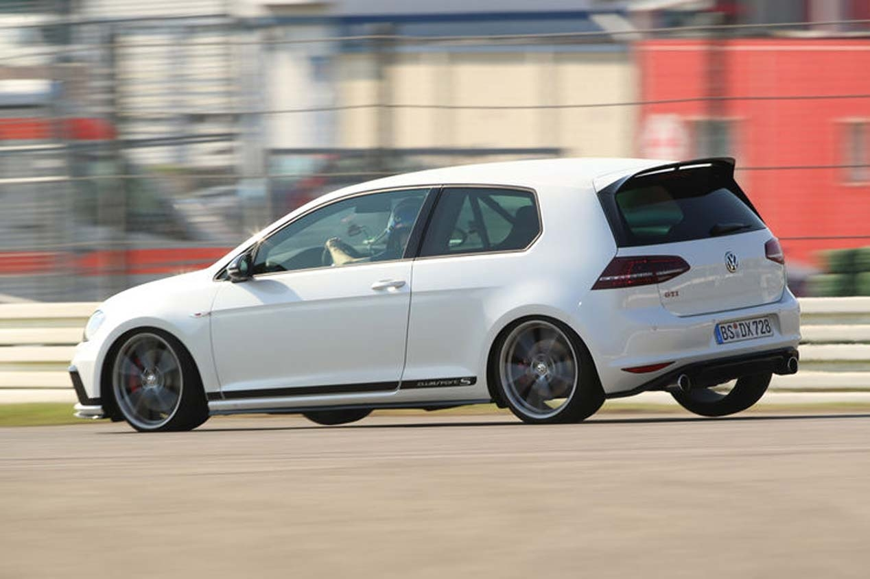 VW Golf GTI et Clubsport Clubsport S