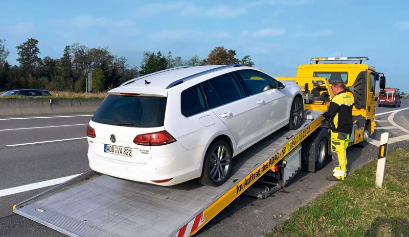 100,000 km test for the VW Golf Variant