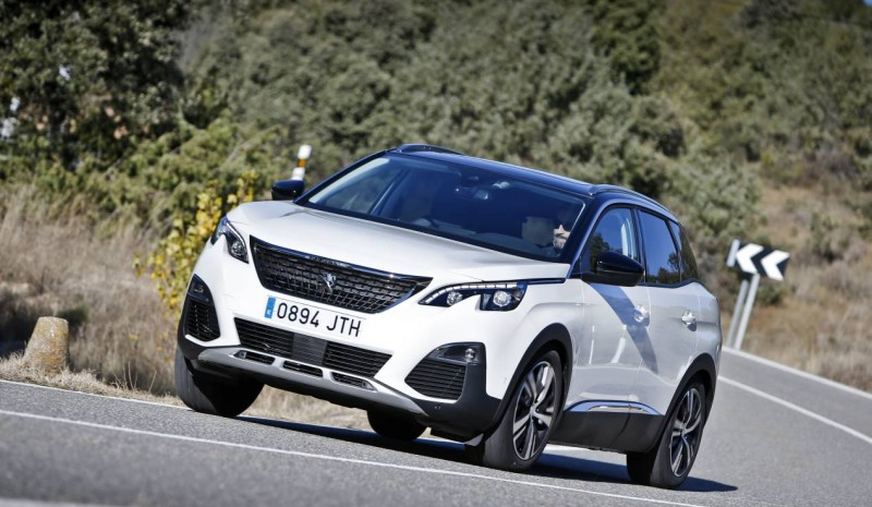 Peugeot 3008 1.6 120 HP BlueHDi: first impressions